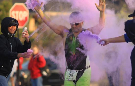 Burn Calories with Color April 14