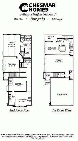Bungalo Floor Plan