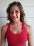 April Zieschange, Fitness Center Manager