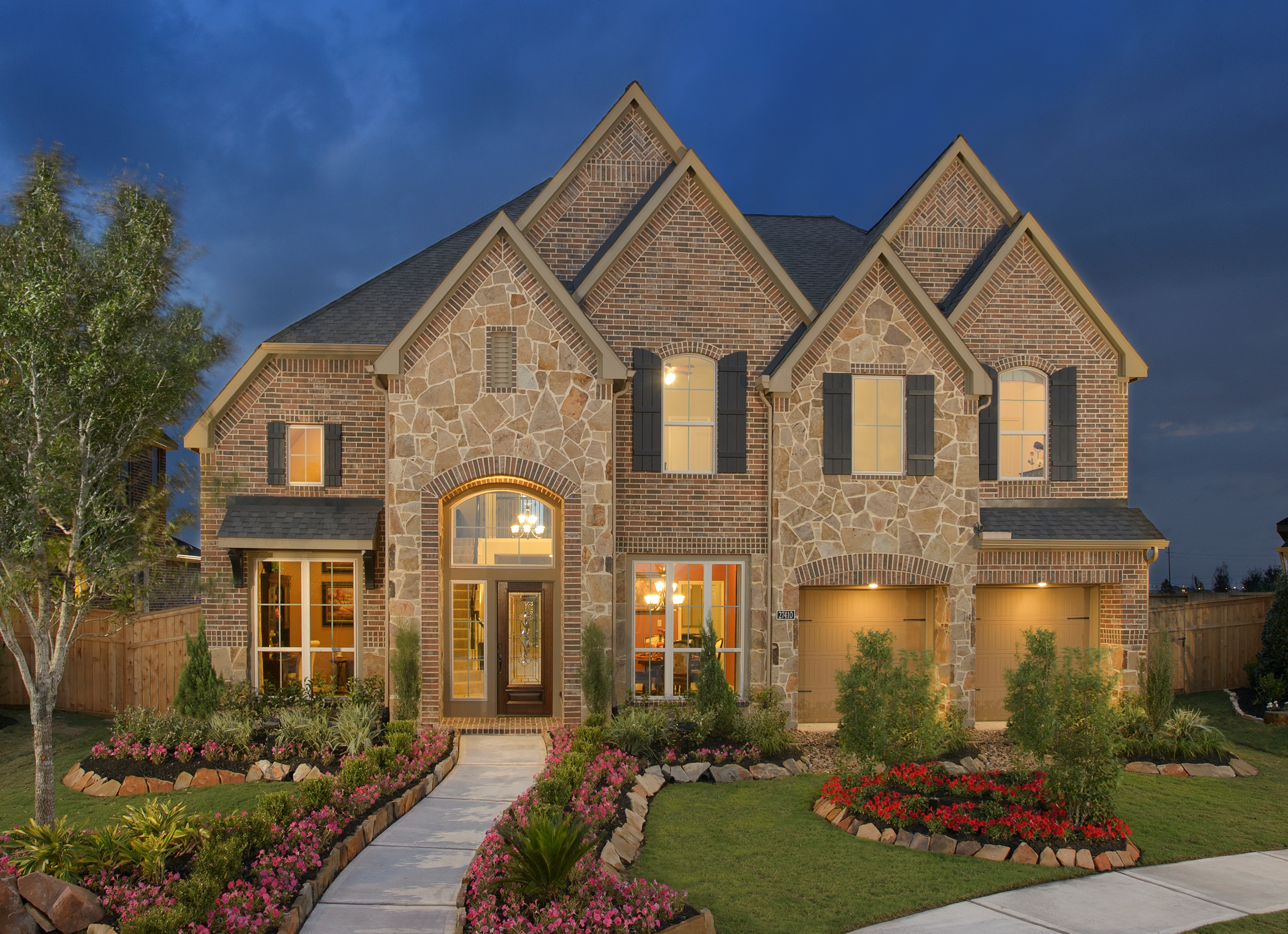 Cross creek ranch new homes in houston new homes in New home models