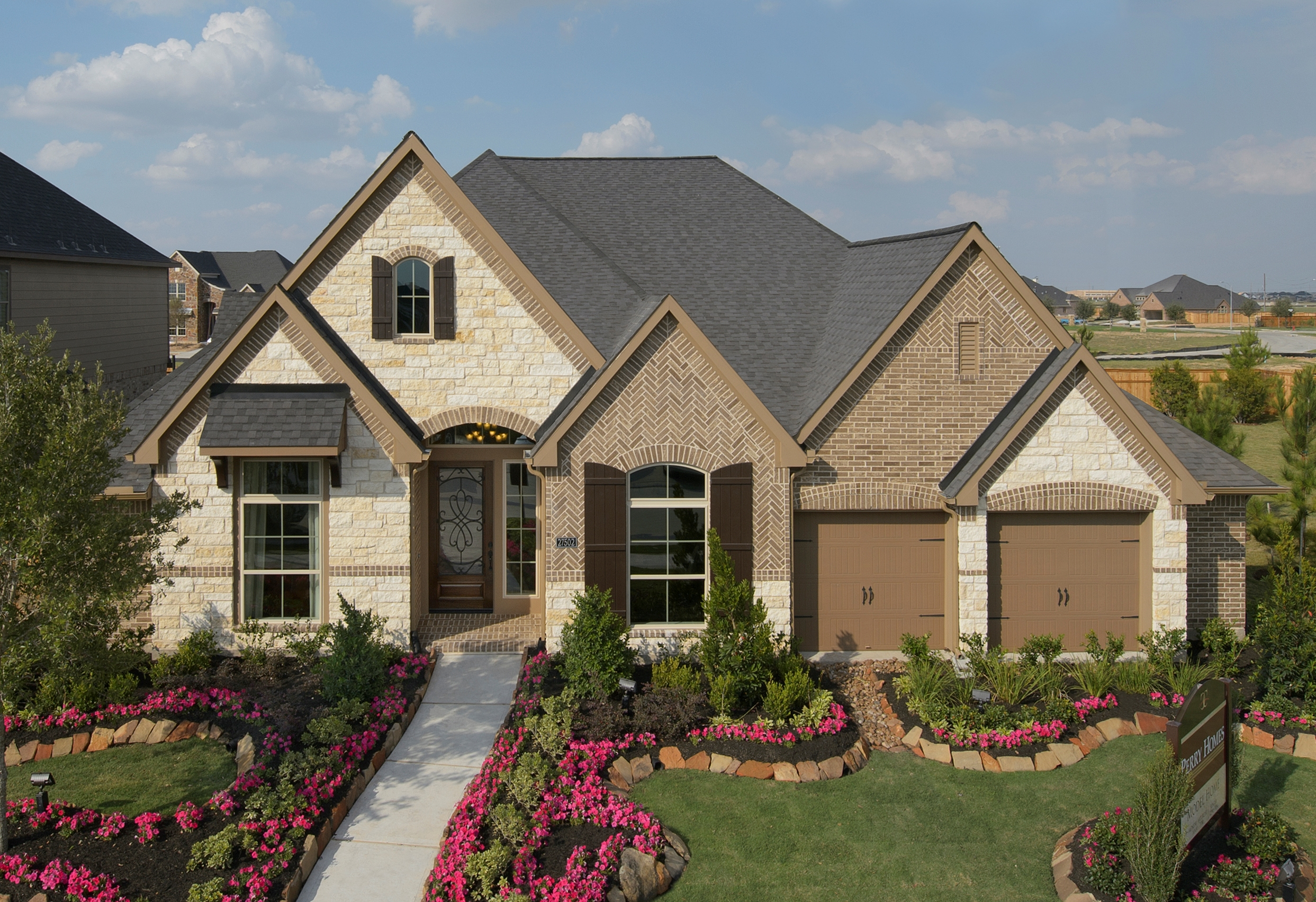 Cross creek ranch new homes in houston new homes in for Grayson home